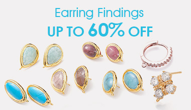 Earring Findings Up to 60% OFF