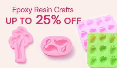 Epoxy Resin Crafts Up to 25% OFF