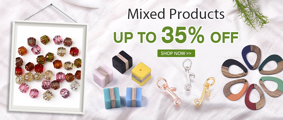 Mixed Products Up to 35% OFF