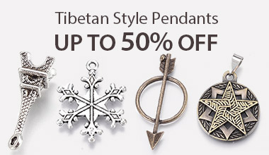 Tibetan Style Pendants