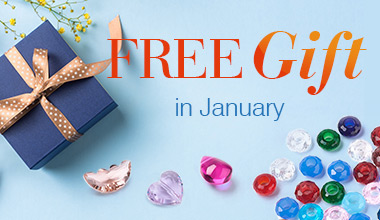 Free Gift in January