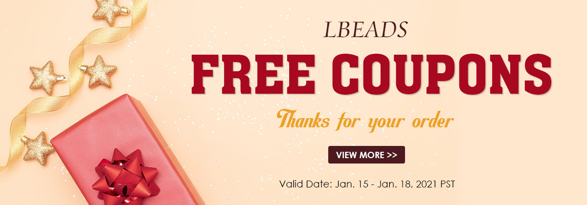 LBEADS FREE COUPONS
