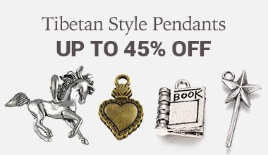 Tibetan Style Pendants Up to 45% OFF