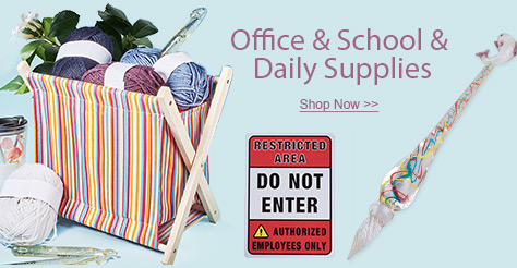 Office & School & Daily Supplies