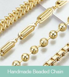 Handmade Beaded Chain