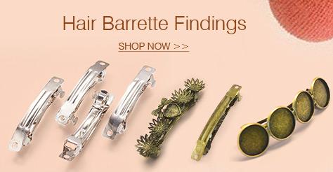 Hair Barrette Findings