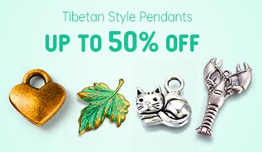 Tibetan Style Pendants Up to 50% OFF
