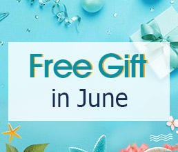 Free Gift in June
