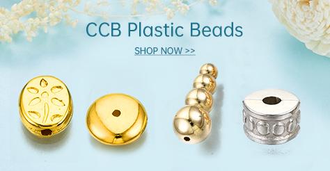CCB Plastic Beads