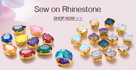 Sew on Rhinestone