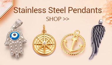 Stainless Steel Pendants Shop>>