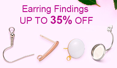 Earring Findings Up to 35% OFF