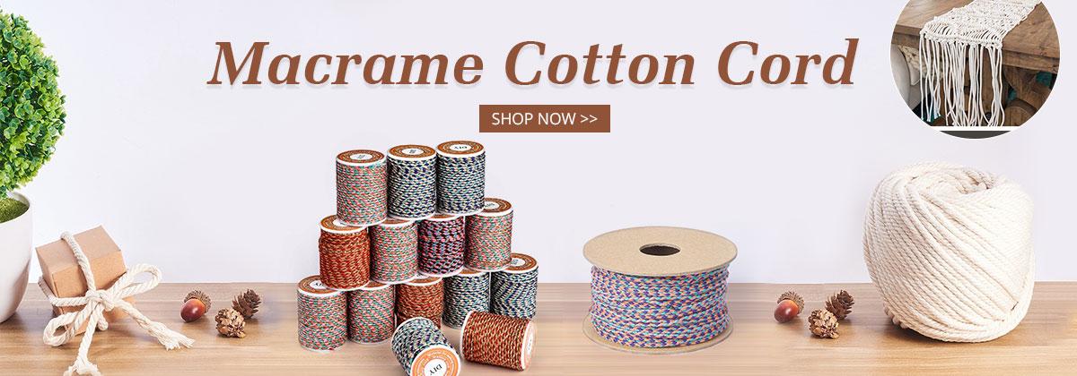 Macrame Cotton Cord Shop Now