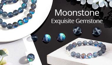 Moonstone Exquisite Gemstone