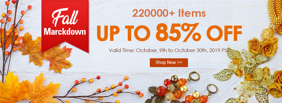 Fall Marckdown 220000+ Items Up to 85% OFF