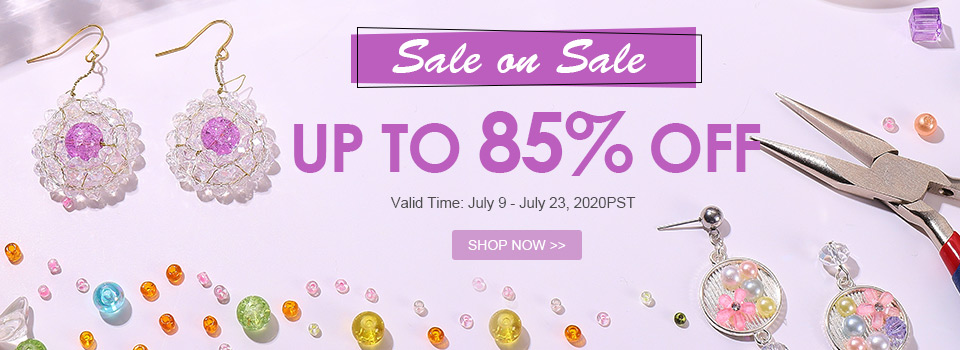 Sale on Sale Up to 85% OFF