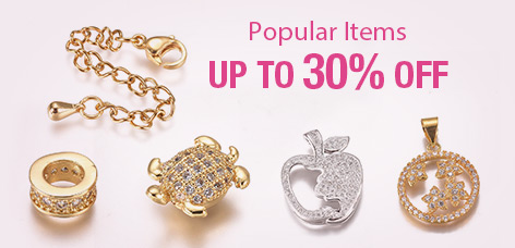 Popular Items Up to 30% OFF