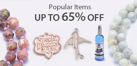 Popular Items Up to 65% OFF