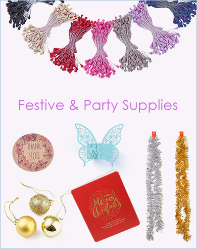 Festive & Party Supplies