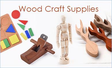 Wood Craft Supplies
