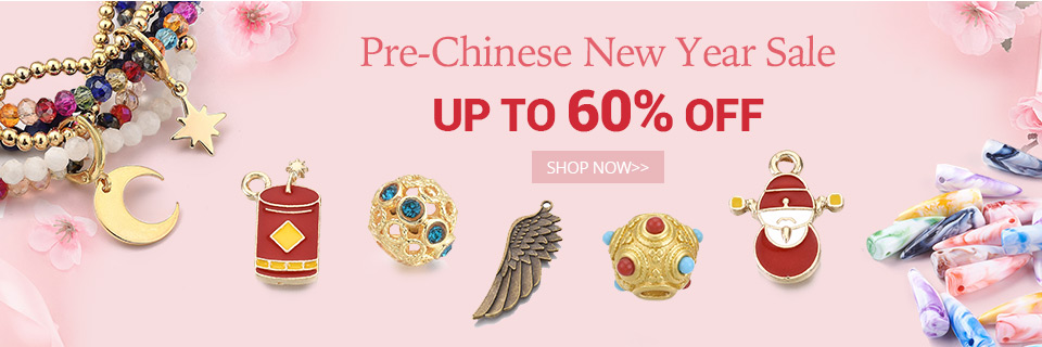 Pre-Chinese New Year Sale Up to 60% OFF