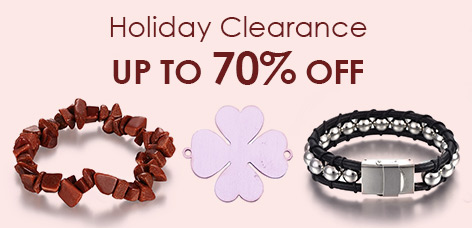 Holiday Clearance Up to 70% OFF