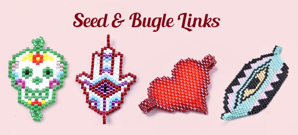 Seed & Bugle Links