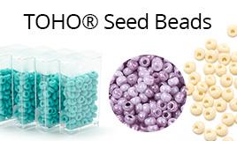 TOHO® Seed Beads