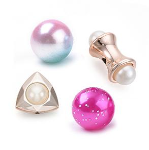 Imitation Shell & Pearl