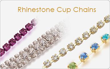 Rhinestone Cup Chains