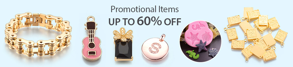 Promotional Items Up to 60% OFF