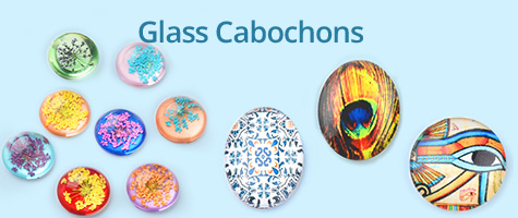 Glass Cabochons