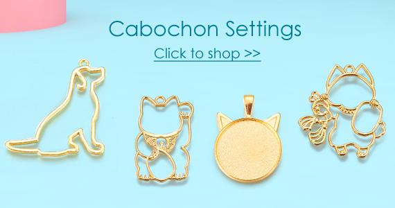 Cabochon Settings