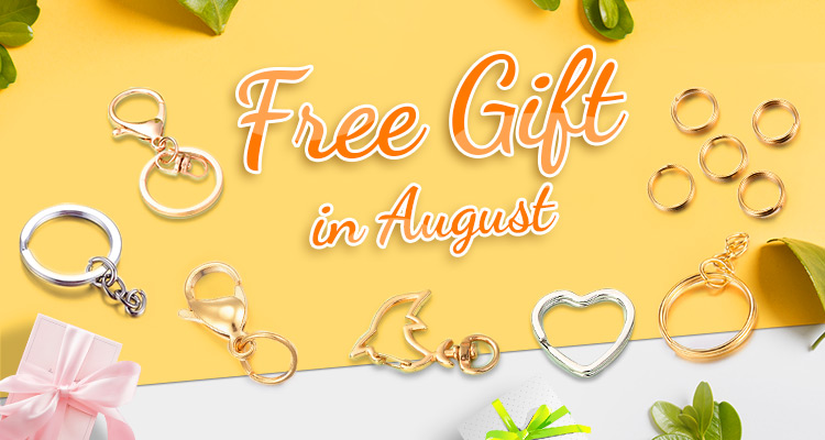 Free Gift in August